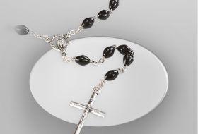 corona rosario plastica