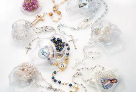 scatole per corone rosario