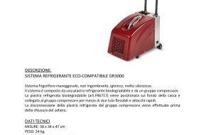 FRIGO ZORSOL GR3000-001