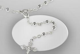corona rosario metal