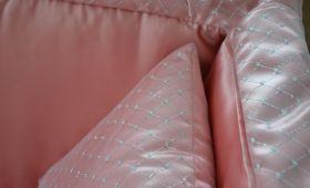 Diamante aderente rosa antico particolare