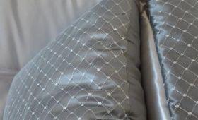 Diamante aderente bicolore grigio perla antracite dettaglio 1