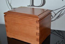 urna legno coda di rondine finitura t2