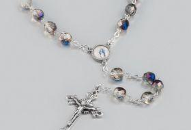 corona rosario madonna medjugorje
