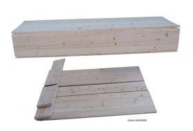 Cassa esumazione in legno