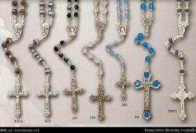 Rosari Vetro o Cristallo