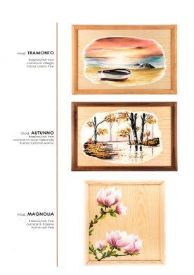 urne legno quadro dipinte a mano 1-001